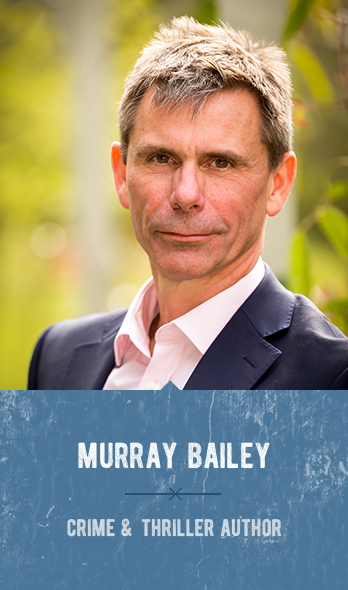 Murray Bailey Books HOME